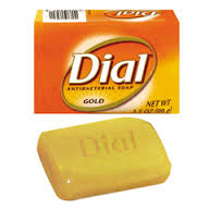 bar of Dial soap