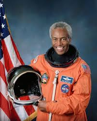Guion Bluford first black astronaut in space