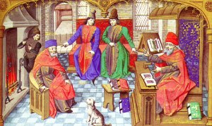 Middle Ages, Europeans divided the day into seven hours of equal length