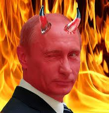 putin devil