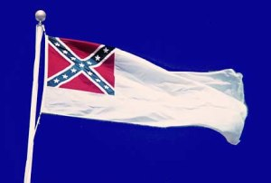 confederate second national flag