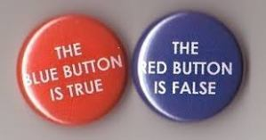 contradiction buttons