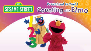 counting sesame street