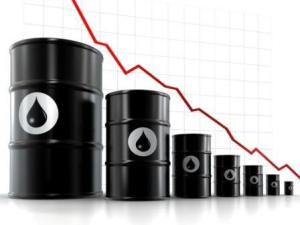 declining oil price