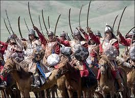 Genghis Khan army