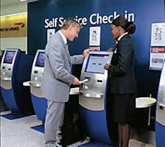 self check in