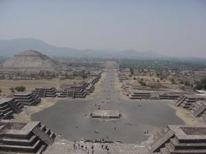 Tenochtitlan-Ruins