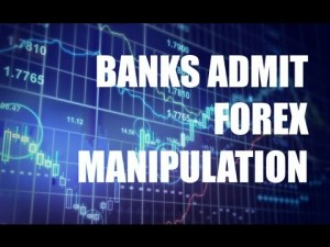 banks admit forex manipulation