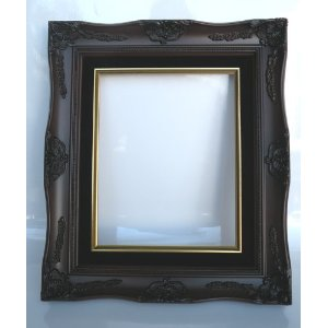 Empty-picture-frame Museum of Non-Visible Art