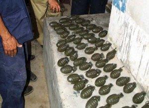 hand-grenades