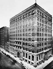 Home Insurance Building was erected in Chicago