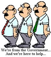 government bureaucrats