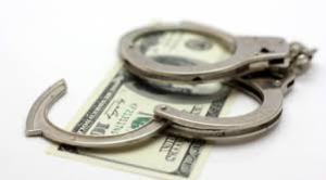 handcuffs dollar