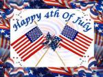 Happy 4th July USA