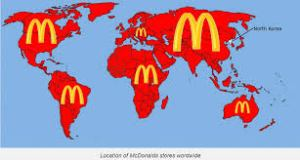 McDonald's country