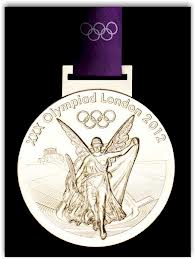 silver medal in the Olympics London 2012