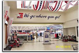 Stores on US military bases