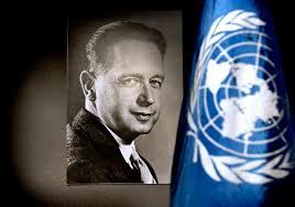 UN Secretary General Dag Hammarskjöld