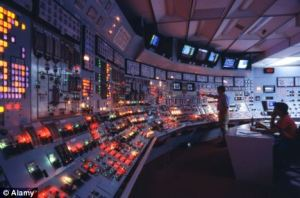 Big Brother control room