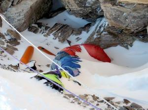 deceased climbers on Mount Everest