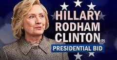 hillary rodham clinton presidential bid 2016