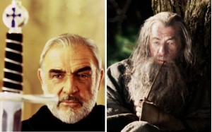 Sean Connery turned down the role of Gandalf