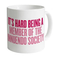 the innuendo society mug