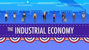 USA industrial economy
