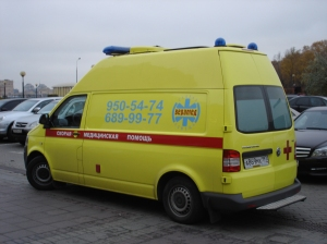 Volkswagen_T4_ambulance_car,_Moscow,_Russia,_2011